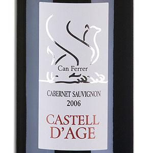 Castell d'Age Cabernet Sauvignon