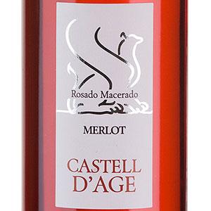 Castell d'Age Rosat Merlot