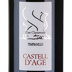Castell d'Age Tempranillo