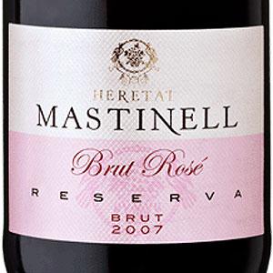 Cava Brut Rose Mastinell
