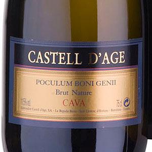 Cava Castell d'Age Poculum Boni Genii