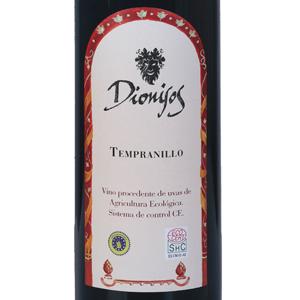 Dionisos Tempranillo