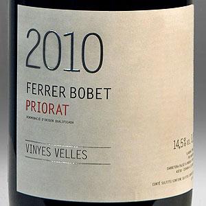 Ferrer Bobet Selecció Especial Vinyes Velles