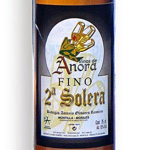 Fino 2ª Solera