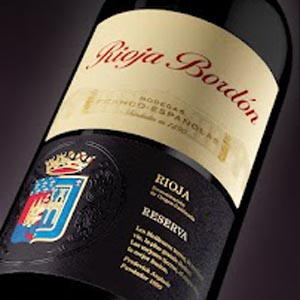 Rioja Bordon