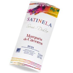 Satinela Semi-dulce