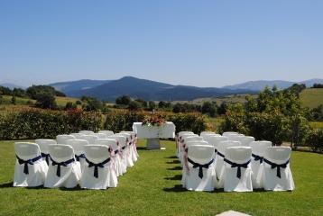 Hotel Arcos de Quejana - Ceremonias al aire libre