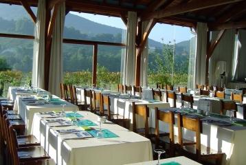 Hotel Arcos de Quejana - Salas de reuniones en plena naturaleza