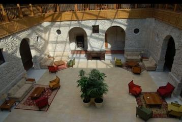 Hotel Spa Convento Las Claras - Claustro