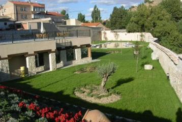 Hotel Spa Convento Las Claras - Jardines