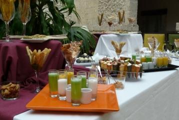 Hotel Spa Convento Las Claras - Menú degustación