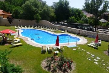 Hotel Spa Convento Las Claras - Piscina