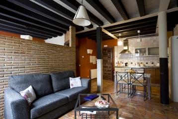Apartamentos con Encanto Señorio de Haro - Estudio 2 personas y 2 niños