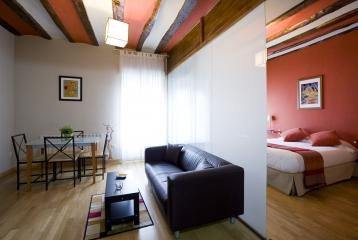 Apartamentos con Encanto Señorio de Haro - Estudio 2 personas