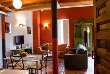Apartamentos con Encanto Señorio de Haro - Dúplex 4 personas