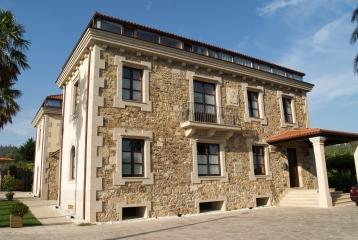 Pazo de Galegos - Entrada principal