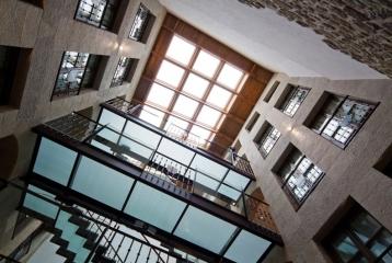 Hospedería los Parajes - Techos Hall