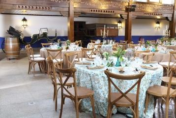 Bodegas Tierras de Orgaz - Salones para reuniones de empresa o celebraciones  y eventos en Toledo