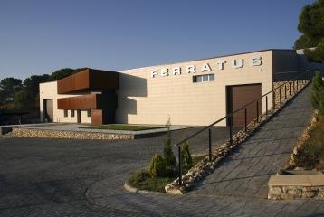 Bodegas Ferratus - Fachada bodega