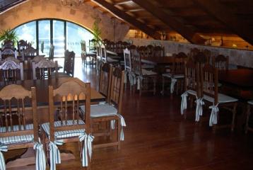 Bodega Vía Romana - Interior bodega