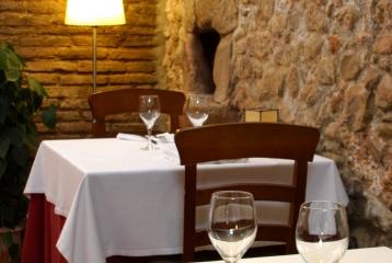 Hotel Castell de Gimenelles - Restaurante