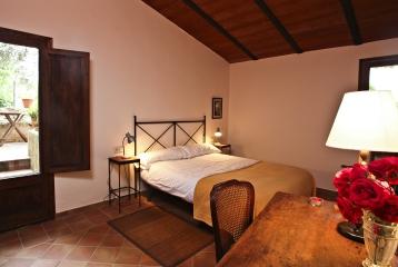 Hotel Castell de Gimenelles - Habitación Celler del Masover