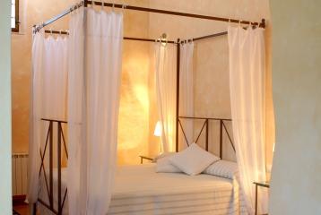 Hotel Castell de Gimenelles - Habitación del Celler