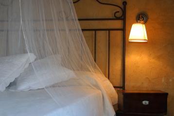 Hotel Castell de Gimenelles - Habitación del Cup