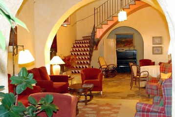 Hotel Castell de Gimenelles - Sala