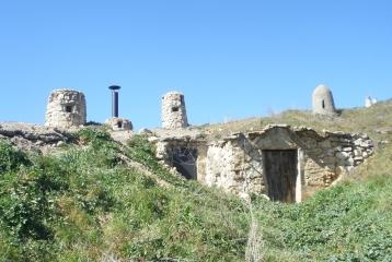 Bodega-Aula de Interpretación (Museo del vino) - Barrio de bodegas subterráneas