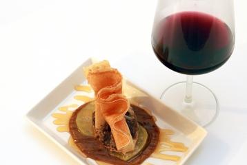 Ruta del Vino de la Garnacha - Ruta del Vino de la Garnacha. Gastronomía