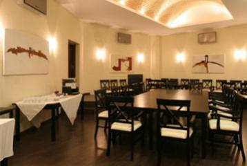 Restaurante-Hotel Tierra de Vinos - Detalle comedor Restaurante Tierra de Vinos