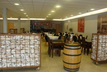 Hotel del Vino - Comedor