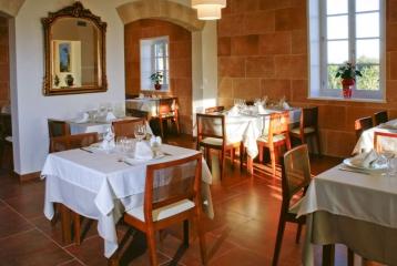 Hotel Rural Binigaus Vell - Restaurante