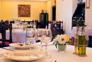 Hotel Balneario El Raposo - Restaurante