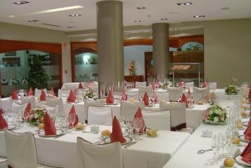 Breas Hotel **** - Interior Restaurante 03