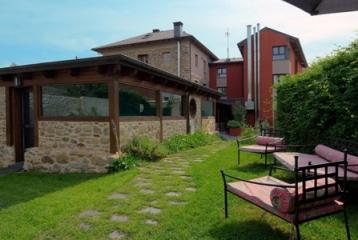Hotel Rural La Tronera - Jardín
