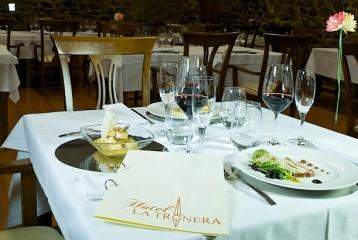 Hotel Rural La Tronera - Restaurante