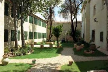 Casa de los Acacio - Jardin