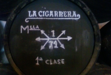 Bodegas La Cigarrera -