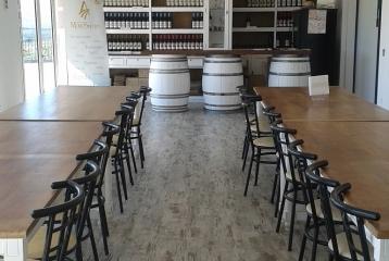 Bodegas Morosanto - Sala Catas