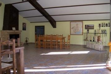 Bodega Balcona-Partal - Sala de Catas