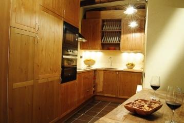 Cal Porxó - Cocina