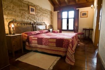 Casa Rural El Mesón - Una de las habitaciones