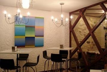 Hotel - Restaurante Salvadora - Cafetería.