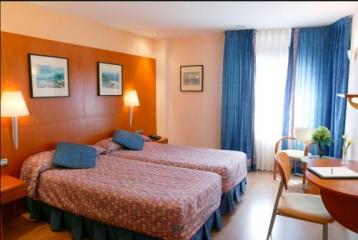 Hotel - Restaurante Salvadora - Doble dos camas.