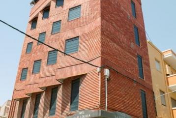 Hotel - Restaurante Salvadora - Entrada al hotel.