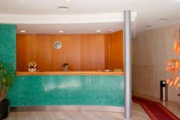 Hotel - Restaurante Salvadora - Recepción.