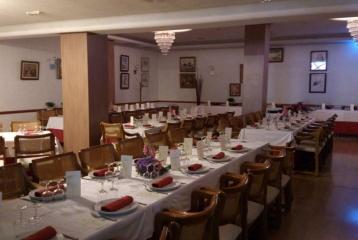Hotel - Restaurante Salvadora - Salón de celebraciones, convenciones para empresas y presentación de productos.