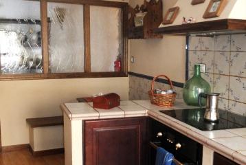 La Casa de los Aromas - Detalle cocina